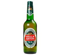 Пиво Stella б/а, бут. 0,5л