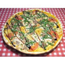 Пицца с телятиной