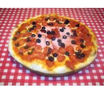 Пицца Нью-Йорк на пышном корже
