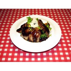Салат с утиным филе