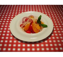 Салат ассорти из помидоров
