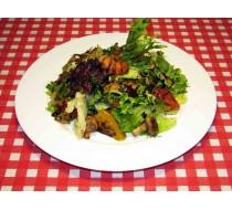 Салат из овощей гриль