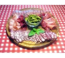 Мясное плато с солениями пикколо